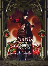 Charlie And The Chocolate Factory Poster Length: 870 mm Height: 1200 mm SKU: 217