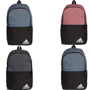Adidas Backpack Daily Sports Training Travel School Laptop Backpacks Bag Black