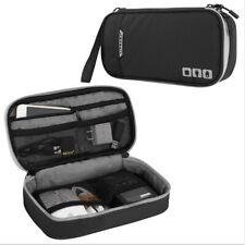 Single Layer Electronic Organizer Travel Accessories Storage Bag for Cord, Cards