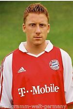 Patrick Ochs Bayern München 2003-04 seltenes Foto