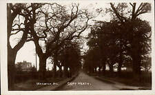 Copt Heath. Warwick Road.