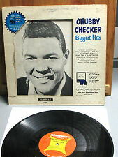 CHUBBY  CHECKER  BIGGEST  HITS  PARKWAY P 7022