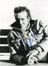 AUTOGRAPHE SUR PHOTO de Mickey ROURKE (signed in person)