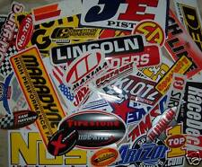 Racing Decals Sticker Lot Set 25+ Assorted Grab Bag Body US FREE SHIPPING