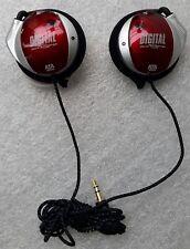 Cuffie Stereo Ata HH30 con Gancio Auricolare , Placche di Ricambio e Custodia
