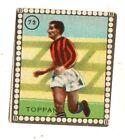 CALCIO Figurina Stadio ed .BEA 1948-49 TOPPAN (MILAN) N. 73