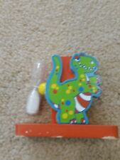 Cute Bathroom Toothbrush Holder With 3 Minute Timer Hour Glass To Encourage Kids