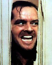 The Shining Jack Nicholson Life Size Bust 1:1 Resin Movie Prop Doctor Sleep