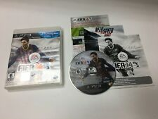 FIFA Soccer 14 PS3 COMPLETE Sony Playstation 3