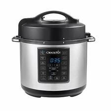 Sunbeam Products SCCPPC600-V1 Crock-Pot Express Crock Multi-Cooker Stainless