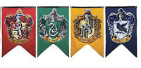 """Gryffindor Party Supplies 30""""x50"""" harry potter flag Ravenclaw banner gift"""