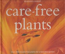 CARE FREE PLANTS Readers Digest 352 Pages **VERY GOOD COPY**