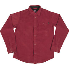 Independent Roy Corduroy Long Sleeve Shirt - Small