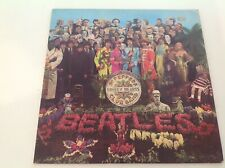 Beatles Sgt Peppers Lonely Hearts Club Band Vinyl LP 1967