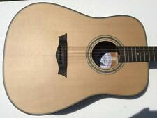 Dean SADN SN St. Augustine Dreadnought Solid Wood Satin Natural Acoustic Guitar