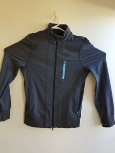 Lululemon Men's Active Jacket Full Zip Stretch