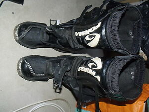 Boots moto FORMA little served size 43