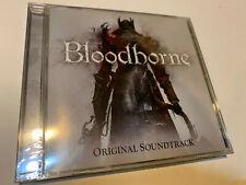 BLOOD BORNE BLOODBORNE ORIGINAL GAME OST CD SOUNDTRACK AUTHENTIC NEW SEALED