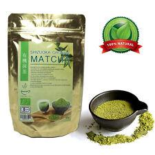 JAPANESE Premium ORGANIC Matcha Green Tea Powder Weight Loss A1 - 80g