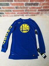 Nike Golden State Warrios LS Shirt Small *brand new/ authentic*
