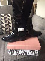 Moda In Pelle UK 4.5 Brand New High Boot