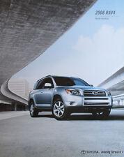Mint Condition 2006 Toyota RAV4/SPORT  Brochure  06