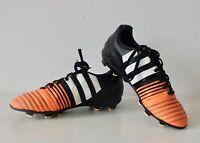 Adidas Nitrocharge  - FG Football boots Moulded studs -black - UK Size 5 (23)