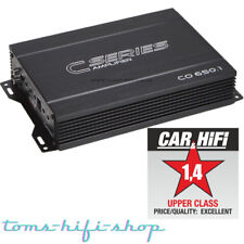 Audio System CO-650.1 1-Kanal Auto Verstärker Digital PKW Endstufe 650 Watt/RMS
