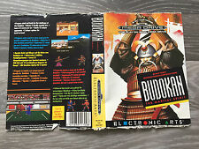 Sega Mega Drive : Budokan - Box Cover Art