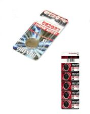 Maxell CR2032 3-Volt Lithium Coin Cell Button Battery - 2 Pcs