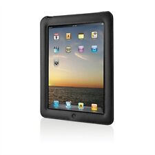 iPad 1 Premium Black Leather Sleeve Case Cover Pouch by Belkin F8n375