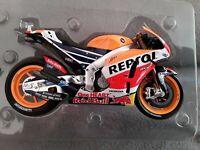Honda RC213V  Repsol * Dani Pedrosa * San Marino 2016 * 1:12 Minichamps122161126