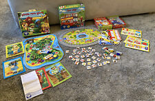 Orchard Toys Pirate Race Game, Bus Stop And Tell The Time Game Educational