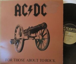 AC/DC - For Those About To Rock We Salute You ~ GATEFOLD VINYL LP