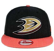 New Era NHL Anaheim Ducks 2 Tone Heather Action 9fifty Snapback Cap NewEra