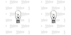 Rear Fog Light Bulb W16W VALEO x2 For AUDI BMW MERCEDES FORD OPEL VW