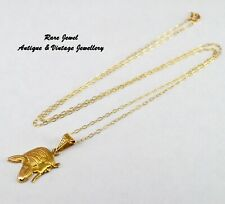 9CT GOLD EGYPTIAN PENDANT BEAUTIFUL CLASSIC DESIGN GREAT QUALITY
