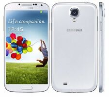 Samsung Galaxy S4 GT-I9500 - 16GB - White Frost (Factory Unlocked) Smartphone