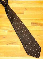 NWT Brooks Brothers Italian Fabric Herringbone Silk Micro Paisley Neck Tie USA