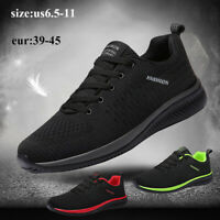 Men's Fashion Tennis Sneakers Breathable Casual Walking Athletic Sports Shoes