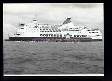 FE3081 - Oostende-Dover Ferry - Prins Filip , built 1991 - postcard