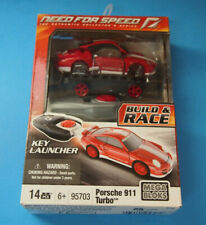 Mega bloks need for speed build and race vehicle - porsche 911 turbo