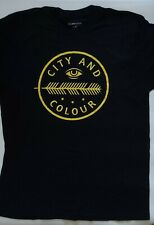 City And Colour - Feather Shirt Size Medium