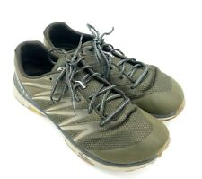 Merrel Shoes Bare Access XTR Olive Men's Size 11 Running Hiking
