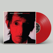Rowland S. Howard: Pop Crimes 'Indies Exclusive' Red Coloured Vinyl LP