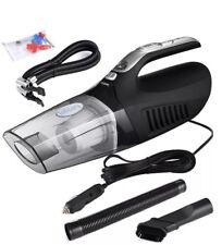 Infitary 4-in-1 Handheld Auto Car Vacuum Cleaner Portable Tire Pressure Gauge