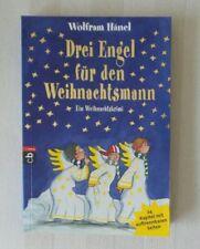 DREI ENGEL FUL DEN WEIHNACHTSMANN Book Christmas Author Wolfram Hanel GERMAN