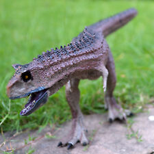 Large Realistic Carnotaurus Action Figure Dinosaur Toy Best Boy Birthday Gift