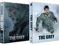 The Grey .Blu-ray Steelbook Full Slip, Lenticular Limited Edition