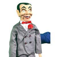 Slappy Standard Upgrade Ventriloquist Dummy Doll = BETTER QUALITY! Goosebumps!